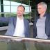 Jose Mourinho Tours Manchester United's Training Complex (Photos)