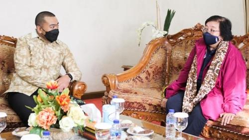 Menteri LHK Apresiasi Masyarakat Sumbar Memiliki Semangat dan Komitmen Untuk Sadar Berkonstitusi