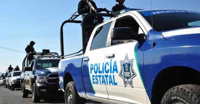 Militares ya habían sido capturados por Sicarios del Cártel del Noreste en Miguel Aleman, Tamaulipas, pero en el camino se toparon a Convoy de Estatales quienes les salvaron al vida