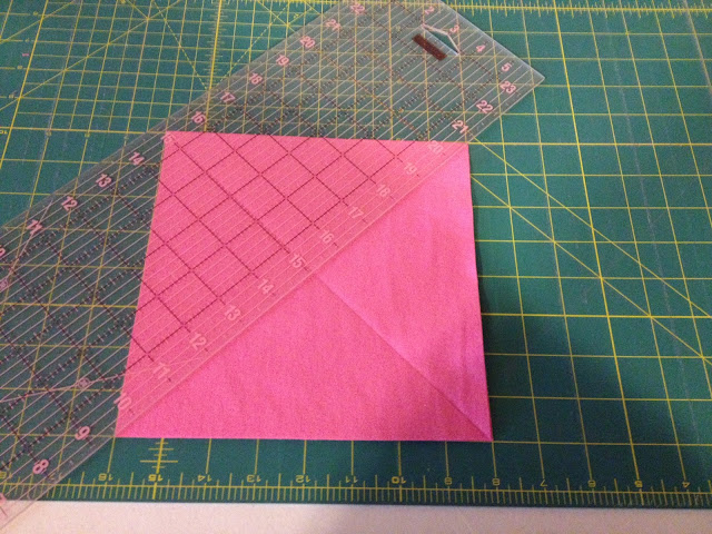Ruler and Cutting mat for Sewing