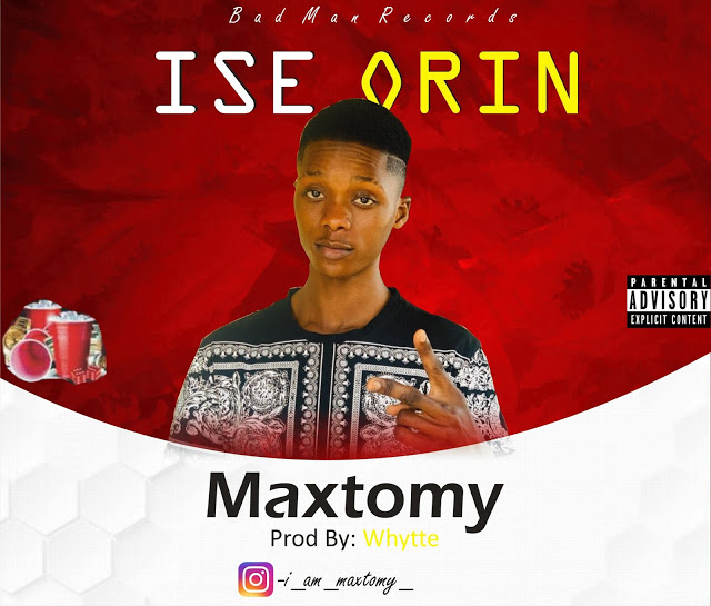 Maxtomy – Ise Orin