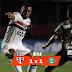 São Paulo empata com o Coritiba e segue sem vencer no Brasileirão