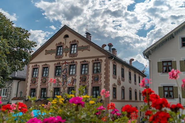Entdeckungstouren Wasser Aulealm - Riessersee Runde + Die kleine Wank-Runde | Wandern Garmisch-Partenkirchen 11