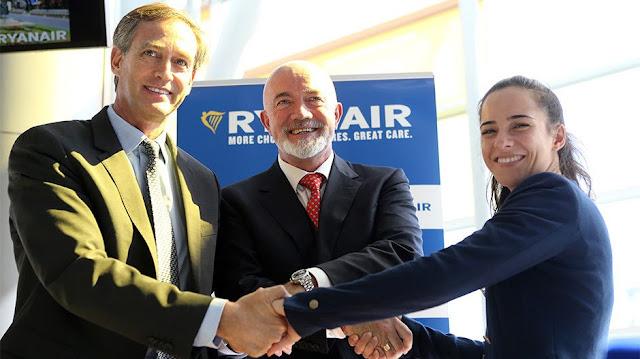 Ryanair ingresa al mercado armenio de la aviación