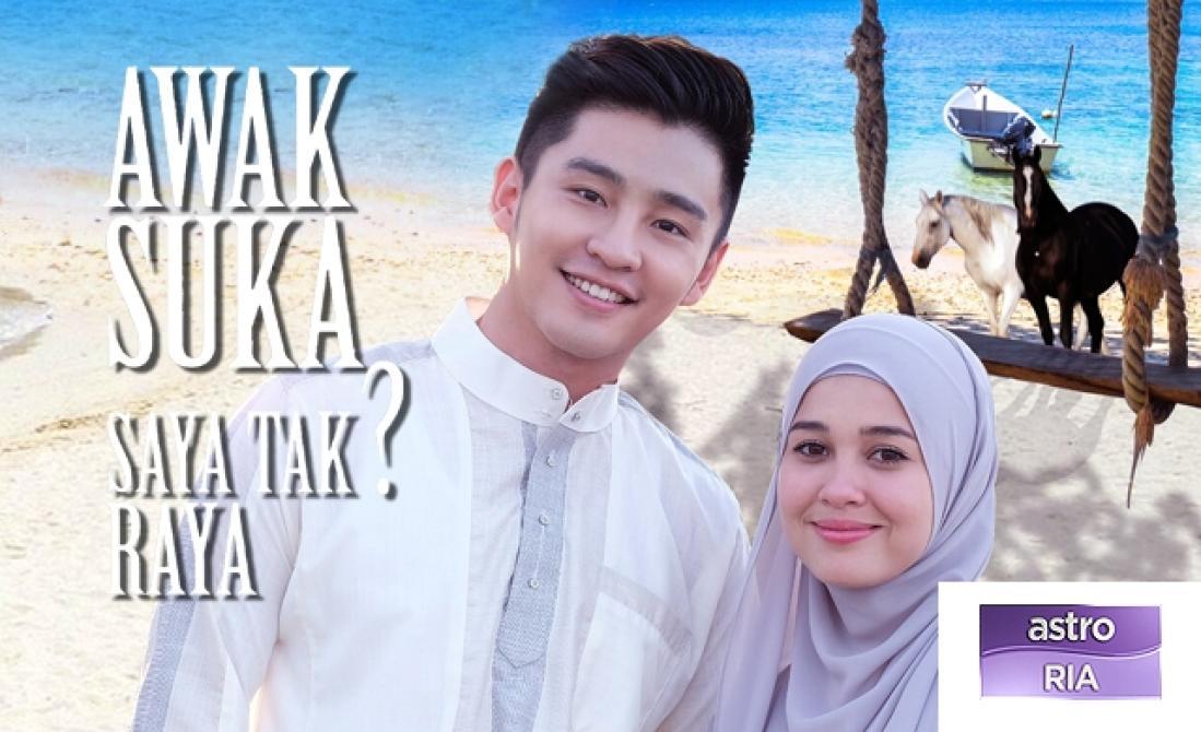Awak Suka Saya Tak Raya (2018)