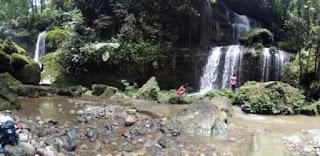 Air Terjun Namo Moning