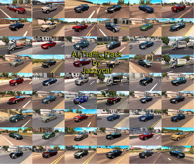 ats ai traffic pack v5.8 screenshots 3