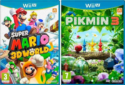 Nintendo 2DS, new Nintendo Wii U games, new Nintendo 3DS games