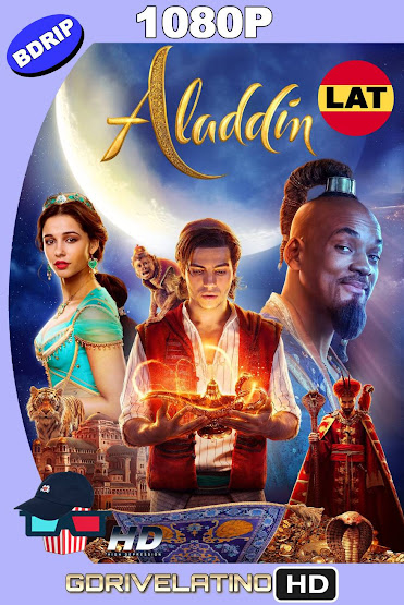Aladdin (2019) BDRip 1080p Latino-Ingles MKV