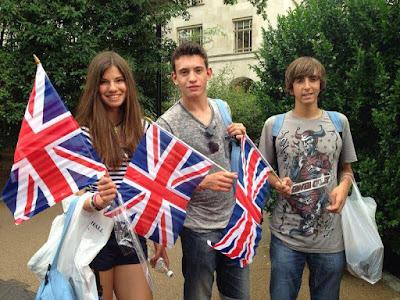 año escolar en Inglaterra