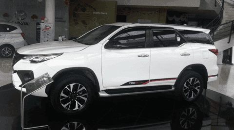 Toyota new fortuner 2018