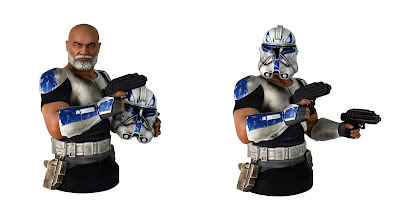 Star Wars: Rebels Captain Rex Animated Mini Bust by Gentle Giant