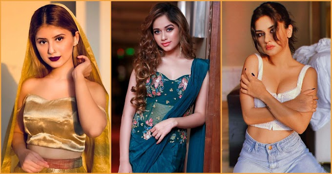 Top 10 Young Hot Indian TV Actresses with Photos in 2021
