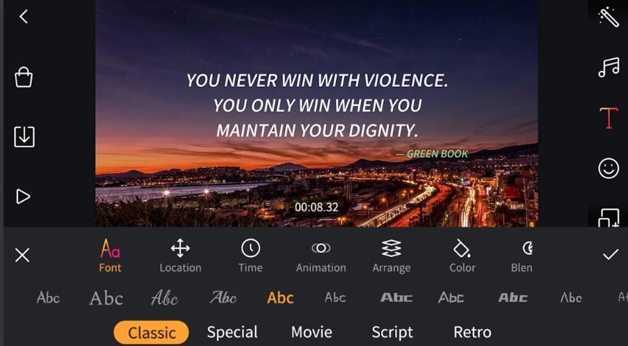 Film Maker Pro – Pembuat Editor Video Gratis