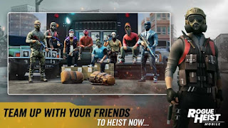 Rogue Heist Android APK Download