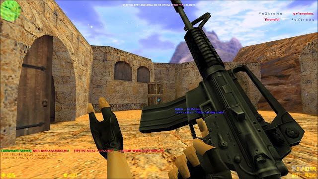 تحميل لعبه كاونتر سترايك Counter-Strike 1.6