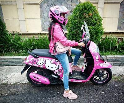 Masih banyak masyarakat yang hanya sanggup memakai motor matic tanpa memperhatikan peraw 5 Tips Perawatan Motor Matic Agar Lebih Awet