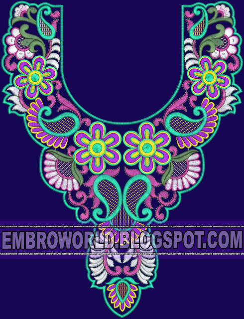 Long Neck exclusive ethnic design
