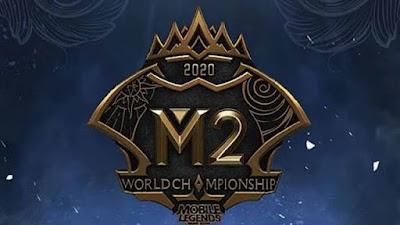 Jadwal m2 mobile legend (ml) world championship, group stage dan play off.