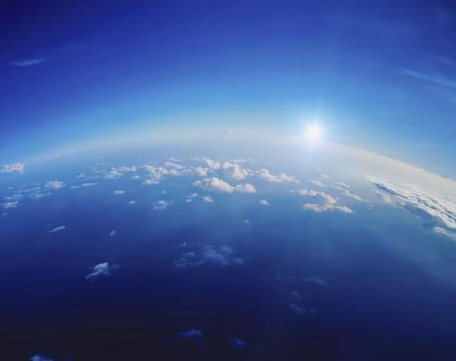 5 Lapisan Atmosfer