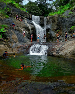 ezharakund waterfalls