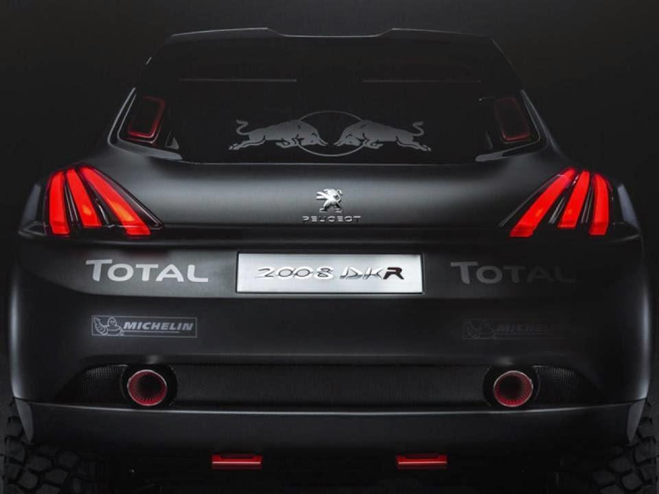 2015 new monster peugeot 2008 dkr dakar rally video and photos garage car. Black Bedroom Furniture Sets. Home Design Ideas