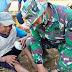 TNI Satgas TMMD dan Warga Diminta Untuk Utamakan Keselamatan