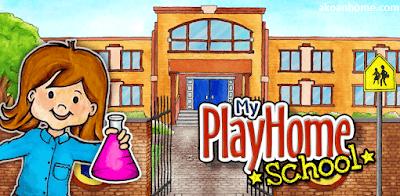 تحميل لعبة ماي بلاي هوم البيت للكمبيوتر مجانا كل الأجزاء البيت , السوق , المستشفى , المدرسة