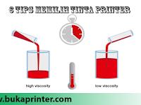 6 Tips Dalam Memilih Tinta Printer Versi Dokter Printer
