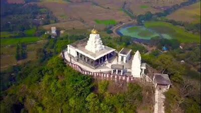 Korukonda Temple History