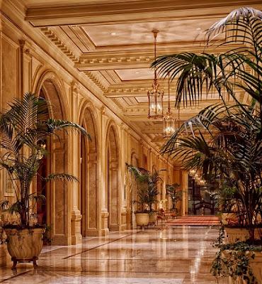 Area Hotel yang Luas