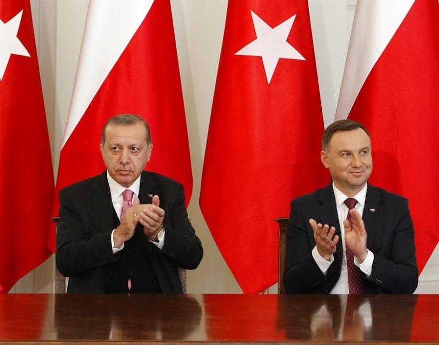 Πού οδηγεί η σχέση «αγάπης» μεταξύ Τουρκίας και Πολωνίας