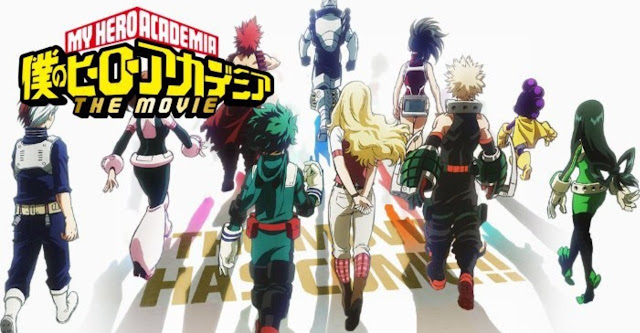My Hero Academia Movie 2018