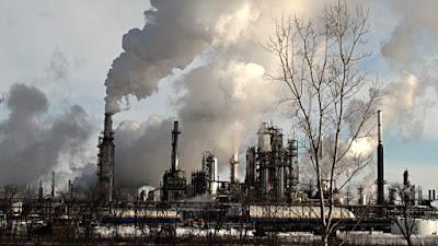 poluição atmosférica, poluentes, gases poluentes, fumo de fábricas