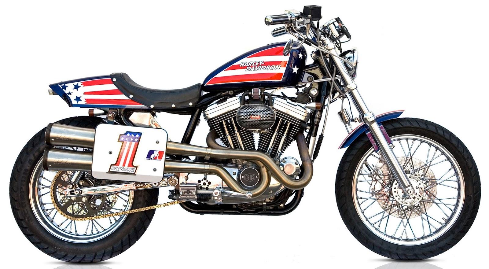 Evel Knievel 1200: The Legend Of Harley Davidson Sportster: Evel Knievel: L