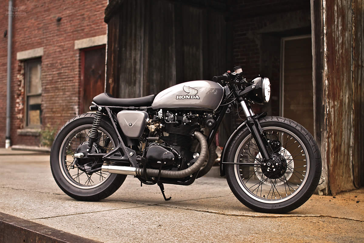 honda cb 450 cafe racer way2speed. Black Bedroom Furniture Sets. Home Design Ideas