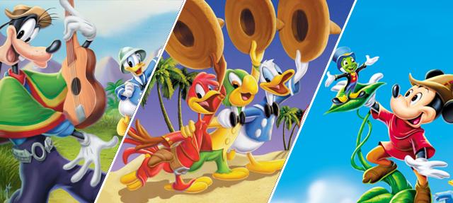 Η Εποχή των Ανθολογιών της Disney (1943-1949)