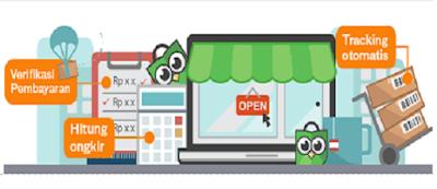 Cara Buka Toko Online Gratis di Tokopedia Lewat Hp Cepat dan Mudah