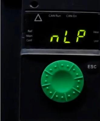 Parameter nLP Altivar ATV320
