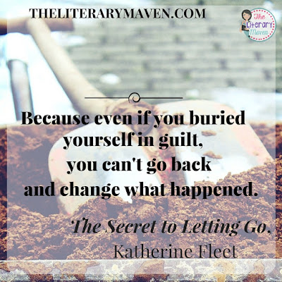 The Secret to Letting Go by Katherine Fleet is the perfect read for teenage romance enthusiasts. From the moment Daniel and Clover meet until the novel's end, the whirlwind of emotions never dies down. Unfortunately their troubling pasts seem to constantly disrupt their hope for happiness together. Read on for more of my review and ideas for classroom use.