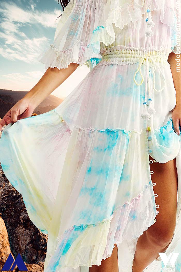 moda vestisdos para la playa 2022
