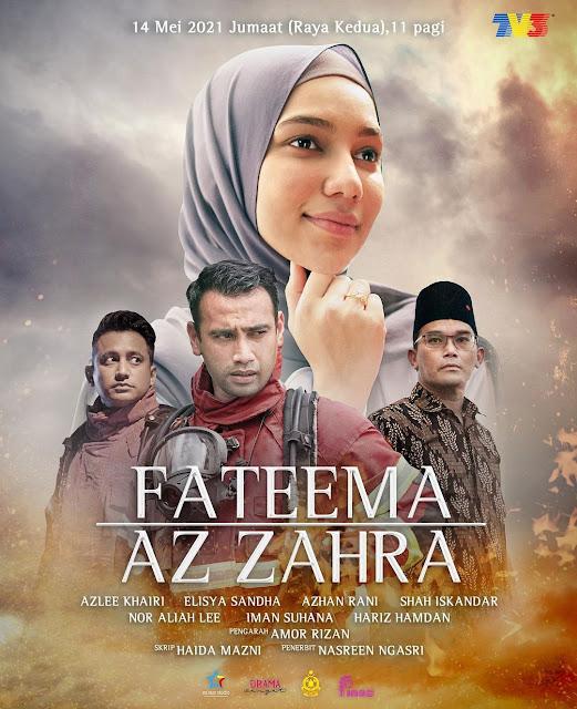 Sinopsis Fatema Az Zahra