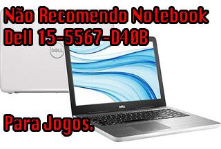 Dell 15-5567-D40B