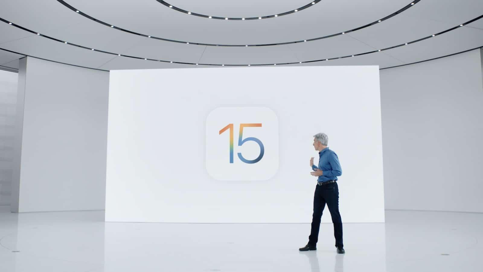 iOS 15 akan hadir untuk perangkat - perangkat ini