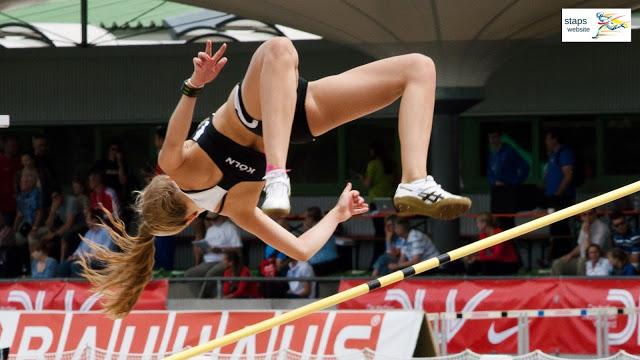 ألعاب القوى athletics أم الألعاب القديمة والحديثة