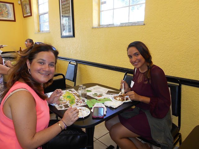The Palm Beach Post at Sweet's Sensational Jamaican Cafe in Delray Beach