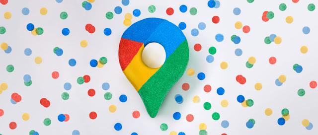 Google Maps celebra 15 anos!