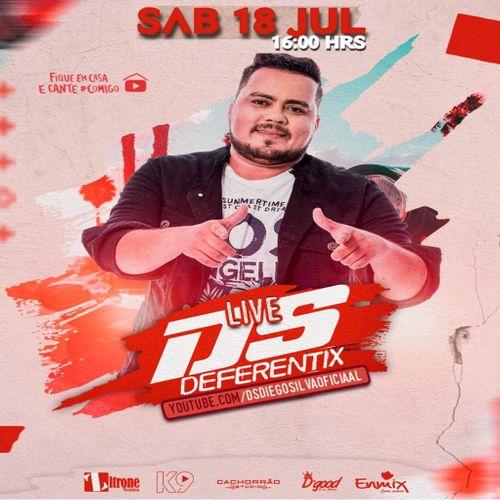 Diego Silva - Live Show - DSDEFERENTX - 2020