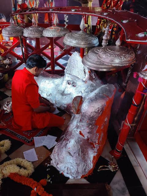 hanuman temple sariska