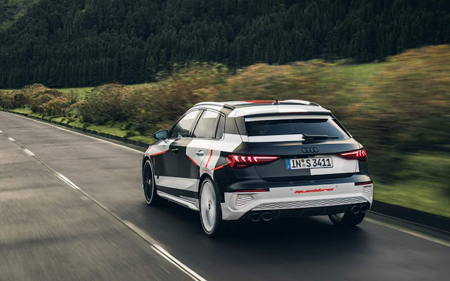 Novo Audi S3 Sportback 2020: fotos e detalhes